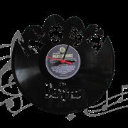 Часы виниловая грампластинка   Beatles WL-03