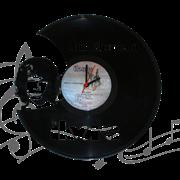 Часы виниловая грампластинка  Jim Morrison. Doors WL-12
