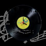 Часы виниловая грампластинка  Scorpions WL-19