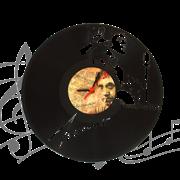 Часы виниловая грампластинка  В. Высоцкий WL-21