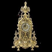 Часы   AHS  каминные бронзовые BP-27081-D