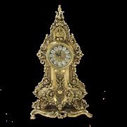 Часы Арте  каминные бронзовые BP-27092-D