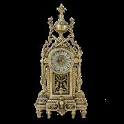 Часы  Дон Луи  каминные бронзовые BP-27119-D