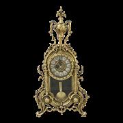 Часы с маятником   Библо  каминные бронзовые BP-27014-D