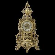 Часы  Кафедрал Ново   каминные бронзовые BP-27085-D