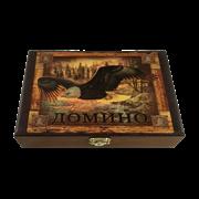 Настольная игра домино Орел SA-DM-028