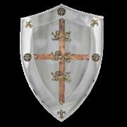 Щит рыцарский средний Ричарда Львиное Сердце AG-840