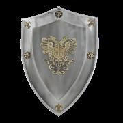 Щит рыцарский средний Карл Великий AG-842