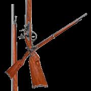Ружье Наполеоновская франция, флинтлок, 1807 г. DE-1080-G