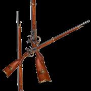 Ружье Наполеоновская франция, флинтлок, 1807 г. DE-1080-L