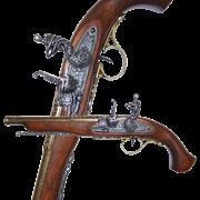 Пистоль  под левую руку 18 в. DE-1129-L