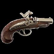 Пистоль Дерингера Филадельфия  США 1862 г. DE-6315