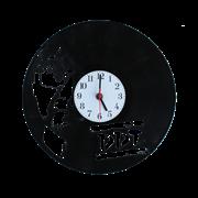 Часы  виниловая грампластинка ДДТ WL-24