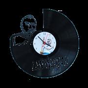 Часы  виниловая грампластинка Ленинград WL-25