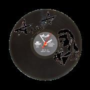 Часы  виниловая грампластинка Алиса WL-26
