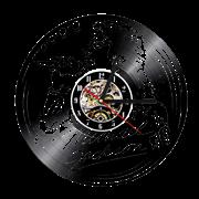 Часы виниловая грампластинка Michael Jackson WL-30