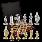 Шахматный набор Византийская Империя MP-S-1-20-RED