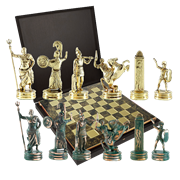 Шахматный набор Троянская война MP-S-4-A-36-BRO