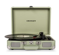 Проигрыватель Crosley Cruiser Deluxe Mint CR8005D-MT