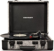 Проигрыватель Кросли (Crosley) Executive Turntable Smoke CR6019D-SMK