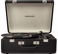 Проигрыватель Crosley Portfolio Black c Bluetooth CR6252A-BK