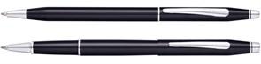 Набор: шариковая ручка и ручка-роллер Кросс (Cross) AT0088-111
