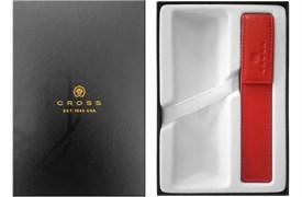 Набор: чехол для ручки в коробке с местом под ручку Кросс (Cross) GWP47-2