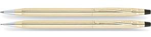 Набор: шариковая ручка и механический карандаш Кросс (Cross) 450105