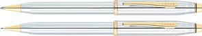 Набор: шариковая ручка и механический карандаш Cross 330105WG