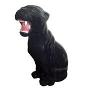 Фигура декоративная Пантера. L55W30H83 см