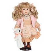 """Кукла """"Настенька"""", L15 W12 H30 см"""