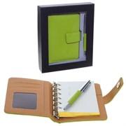 Записная книжка с ручкой, набор, L17 W20 H5 см 226320