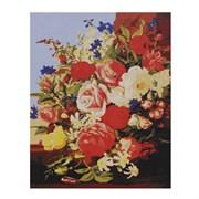 Набор для творчества (краски, кисточка, трафарет), L30 W3 H40 см 242385