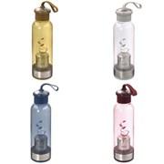 Бутылка с фильтром 500 мл, L7 W7 H23 см 608904