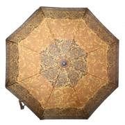 Зонт 23', полный автомат (Восточные мотивы - коричневые)