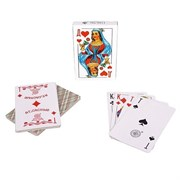 """Игра настольная """"Карты"""", L5,8 W9 H1,5 см"""