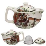 Чайник с фильтром 350 мл, L15 W10 H10,5 см