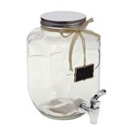 Емкость для напитков 4000 мл, L14 W14 H25 см