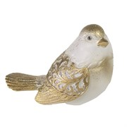 Фигура декоративная Красивая птичка L9W12H9см.