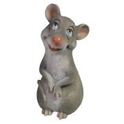 Фигурка декоративная Крыса Раймонд L9 W7,5 H15,5 см
