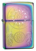 Зажигалка Zippo Dream Catcher с покрытием Multi Color 49023