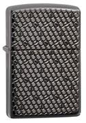 Зажигалка Зиппо (Zippo) Armor™ с покрытием Black Ice® 49021