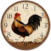 Часы настенные L29 W3,5 H29 см 235429