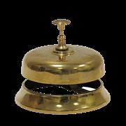 Звонок настольный Секретарский,  диам. 9 см