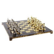 Шахматный набор Троянская война