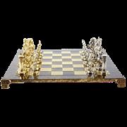 Шахматный набор подарчный  Греко-Романский период