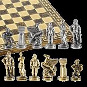 Шахматный набор Древняя Спарта MP-S-16-28-MBRO