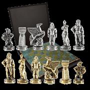 Шахматный набор Древняя Спарта MP-S-16-28-MTIR
