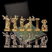 Шахматный набор  Битва Титанов MP-S-18-36-TIR