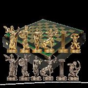 Шахматный набор  Битва Титанов MP-S-18-36-GRE